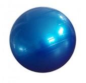 ลูกบอลโยคะ ออกกำลังกาย ขนาด 65 cm. สีน้ำเงิน