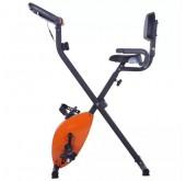 จักรยานออกกำลังกาย ระบบแม่เหล็ก Magnetic X-Bike รุ่น FN23 (สีส้ม)