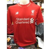 Liverpool Home Shirt 2015 Red