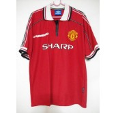Manchester United Home Shirt 1998-2000 Size M