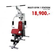 Multi Gym (TO-168B) โฮมยิม 1 สถานี