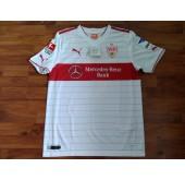 Vfb Stuttgart Home Shirt 2013-2014